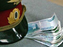В Ростове подполковник полиции попался на взятке в 2,5 млн рублей