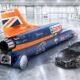 Возобновляется работа над созданием ракетомобиля Bloodhound