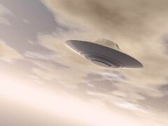 Над Астраханью очевидцы наблюдали НЛО