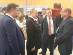 Путин поддерживает работу «Интерскола»