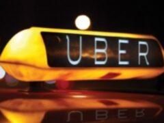 Студентка из Красноярска покаталась в такси Uber на 14 тыс. рублей