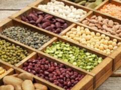 Растительный белок снижает риск сердечно-сосудистых заболеваний