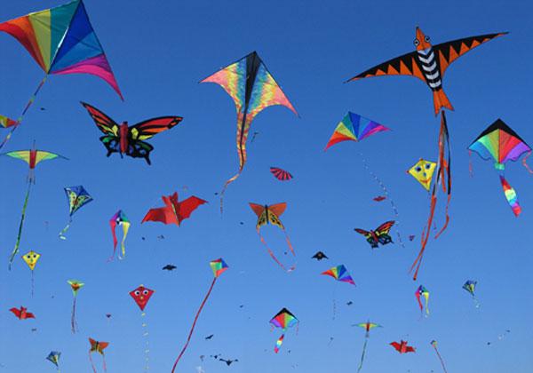 В столице состоится фестиваль воздушных змеев