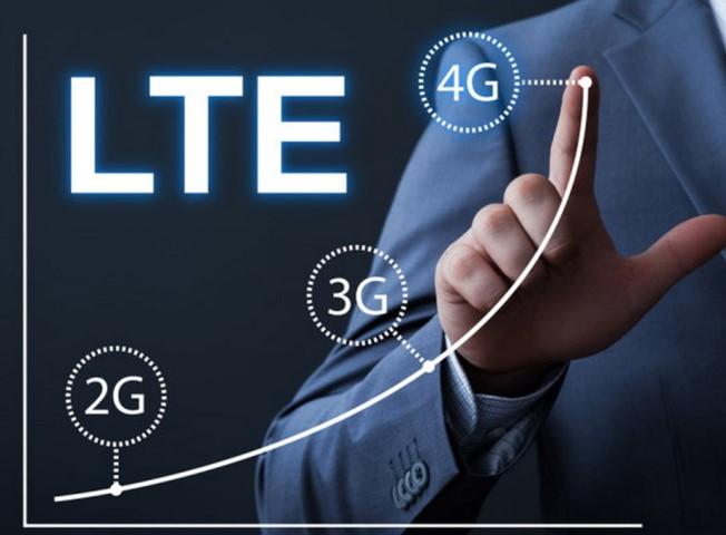 Зафиксирован новый рекорд скорости интернета в4G
