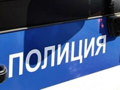 В Челябинске рекламный щит едва не упал на женщину с ребенком