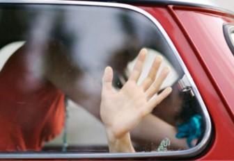 авто рука похищение