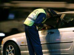 Под Белгородом пьяный пенсионер протаранил иномарку водителя-наркомана