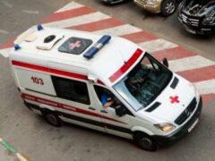 На юге Москвы годовалый ребенок выпал из окна на третьем этаже