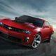 Chevrolet Camaro ZL1 может разогнаться на первой передаче до 100 километров