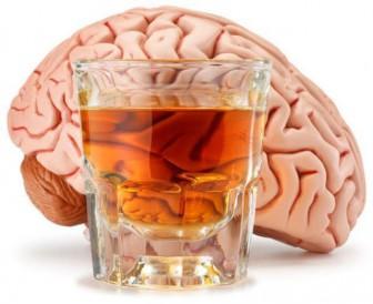 алкоголь мозг