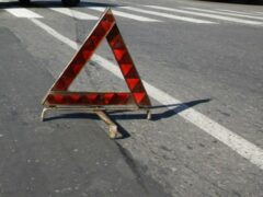 В аварии Hyundai Solaris на трассе М-4 «Дон» пострадали четверо