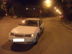 В Екатеринбурге иномарка сбила перебегавшего дорогу подростка