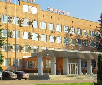 Электросталь Московской области