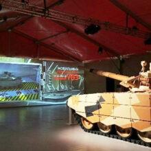 Глава «Уралвагонзавода» Сиенко показал новые военные разработки