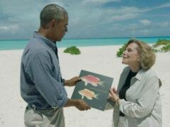Новый вид рыб в Тихом океане планируют назвать в честь Барака Обамы