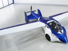В 2017 году в продаже появится автомобиль-самолет AeroMobil