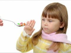 Ученые: антибиотики грозят детям аллергией