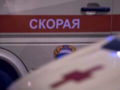 В Крыму в аварии с двумя микроавтобусами пострадали 11 человек