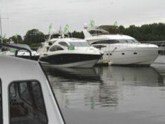 На Васильевском острове угнали катер стоимостью 800 тысяч рублей