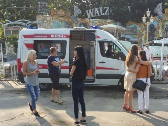 Генпрокуратура оперативно отреагировала наинцидент вкалининградском парке