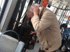 Петербург: В ДТП на проспекте Просвещения пострадал пассажир трамвая