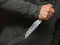 В Тобольском районе пьяный пенсионер зарезал своего сына