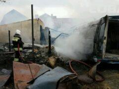В Екатеринбурге на пожаре погиб 8-месячный ребенок