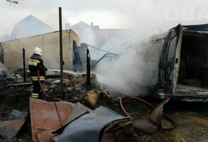ВЕкатеринбурге впожаре умер 8-месячный младенец Сегодня в14:00
