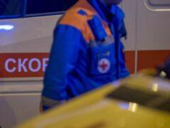 В Твери столкнулись пять автомобилей, два человека пострадали