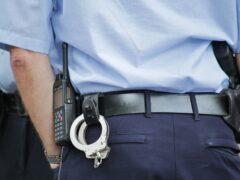 В Саратове мужчина укусил полицейского за бедро