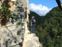 В горах Сочи был обнаружен труп сорвавшегося со скалы мужчины