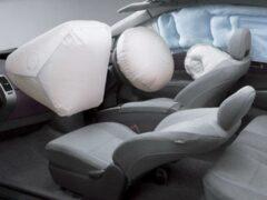В Toyota Prius последнего поколения обнаружен дефект подушек безопасности