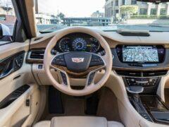 Cadillac отзывает 131 автомобиль премиум-класса