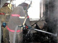 Мать и двое детей погибли в пожаре в Нижнем Новгороде