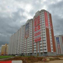Мутко: строительство жилья в РФ увеличилось в 1,6 раза за 10 месяцев