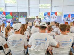 Сборная России в Севастополе готовилась к европейскому чемпионату EuroSkills 2016