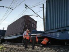 Жительница Новочеркасска вынесла из поезда 300 килограммов металлолома