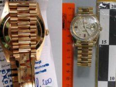 В Краснодаре таможенники задержали часы Rolex за 7 млн рублей