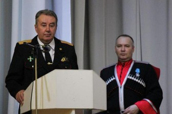 атаман Нестеренко