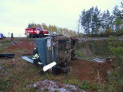 По вине пьяного водителя в Удмуртии погиб пассажир «Рено Логан»