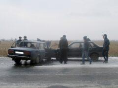 В Увельском районе 18-летний автомобилист устроил тройное ДТП