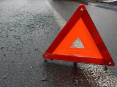 В Белореченском районе перевернулась иномарка, погиб водитель