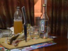В Башкирии пьяный 37-летний сельчанин зарезал собутыльника