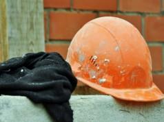 строитель погиб