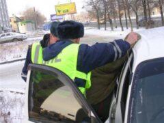 Пьяный житель Уссурийска катался по городу на угнанном автомобиле