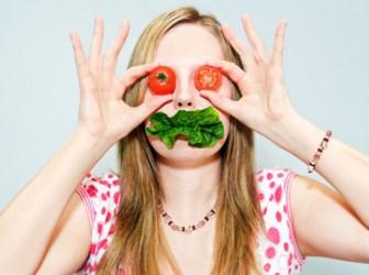вегетарианка