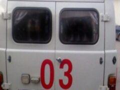 В Сызрани мужчина упал на сетку палисадника и зацепился лицом