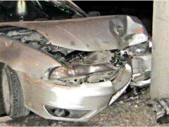 В Саратове сотрудник автомойки угнал и разбил машину клиента