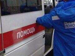 В Иркутске автобус сбил пенсионерку и протаранил две машины