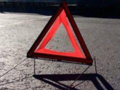 Два человека пострадали в ДТП на проспекте Стачек в Петербурге